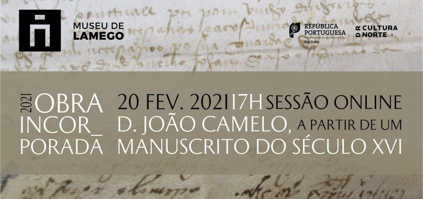 Obra incorporada | Apresentação online de um manuscrito de 1506