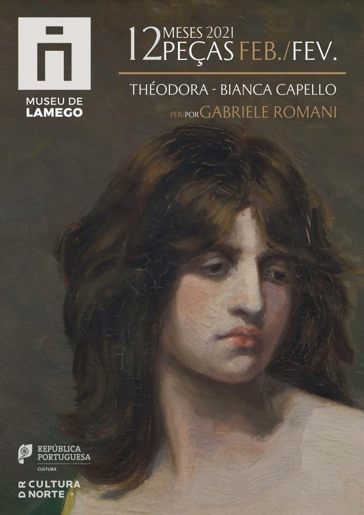 Pintura Bianca Capello - Texto de Gabriele Romani - Capa