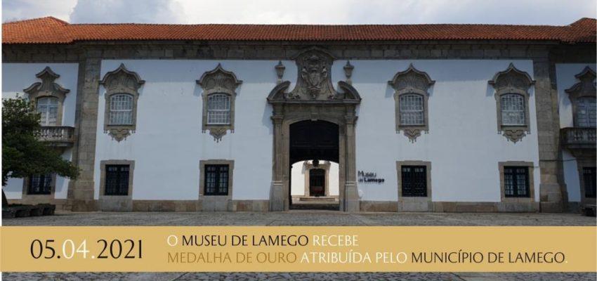 Museu recebe medalha de ouro da cidade | banner