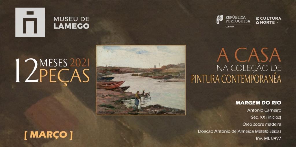 12 meses 12 peças_ Pintura_Margem do Rio