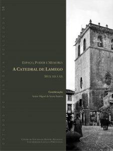 Publicação - A Catedral de Lamego - Capa