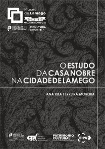 Publicação O Estudo da Casa Nobre na Cidaede de Lamego - Capa