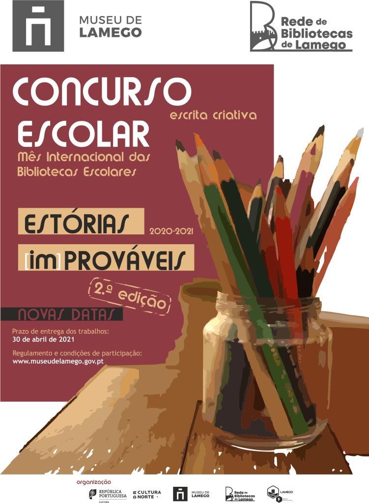 Concurso Estórias [im]prováveis_prolongamanento - cartaz